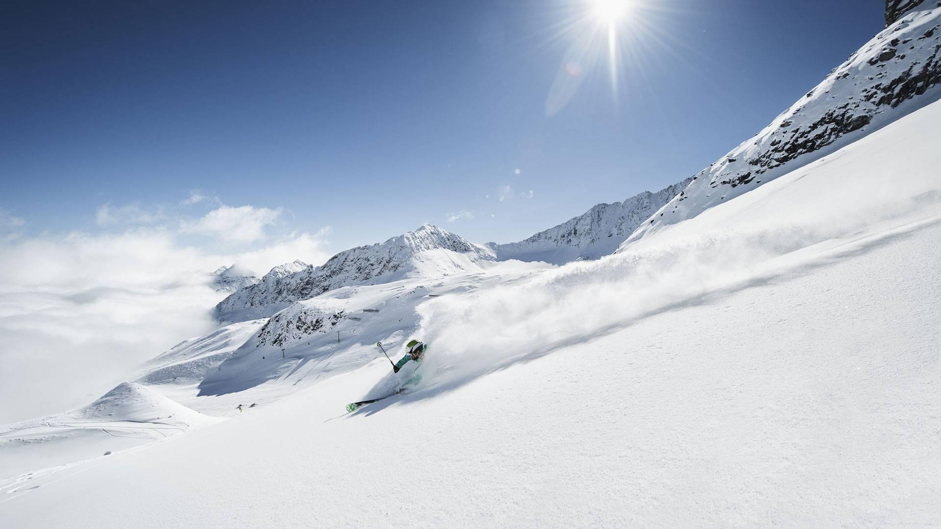stubaier gletscher skiverleih